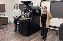 What does the future of coffee roasting hold?